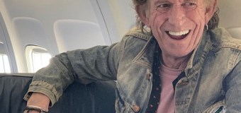 """Keith Richards, """"What an amazing tour!!"""" 2019 The Rolling Stones – Miami"""