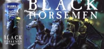 King Diamond Beer w/ Abigail Can – Black Horsemen – Danish Style Black Lager