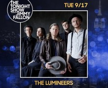 """The Lumineers on Jimmy Fallon – The Tonight Show 2019 – """"Jimmy Sparks"""" Official VIDEO"""