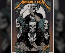 Metallica+2019 Chase Center S&M² NIGHT ONE San Francisco Symphony