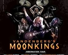 Adrian Vandenberg: MoonKings Dutch Club Tour 2019 – Tilburg, Hilversum, Zoetermeer, Arnhem, Enschede
