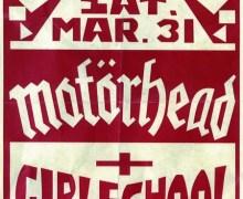 Motörhead 'Overkill' & 'Bomber' 40th Anniversary Deluxe 3x LP Book 2019 – Vinyl