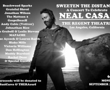 Neal Casal Memorial @ The Regent – Los Angeles, CA