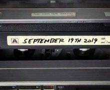 "Pearl Jam, ""Something Spooky Is In The Works"" September 19, 2019"