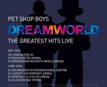 "Pet Shop Boys 2019 ""Dreamland"" New Song+UK Tour Dates – Olly Alexander / Years & Years"