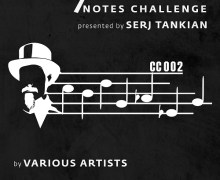 "Serj Tankian: ""7 Notes Challenge"" 2019"
