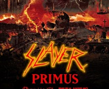 Slayer: The Final Leg of the Final World Tour 2019 – Primus, Ministry, Phil Anselmo Vulgar Display
