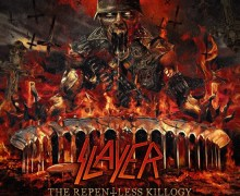 Slayer 'The Repentless Killogy' Movie+Live @ The Forum