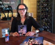 "Steve Vai, ""Stillness In Motion"" is out TODAY on Blu-Ray 2019 – VIDEO"