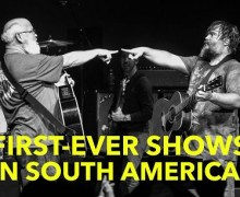 Tenacious D Announce First-Ever Shows in South America – Rock in Rio, Bogotá, Colombia