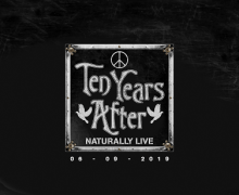 Ten Years After 'Naturally Live' New Album/Song 2019