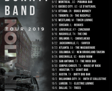 Virgil Donati Band 2019 Tour Info