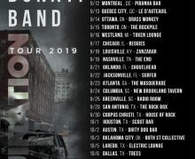 Virgil Donati Band 2019 Tour Info
