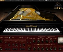 Waves Audio: Grand Piano Sampling – Fazioli F228 @ London's Metropolis Studios