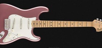 YNGWIE MALMSTEEN SIGNATURE FENDER STRATOCASTER®