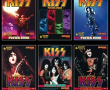 KISS Poster Book #2 – 2019