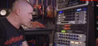 Annihilator: Jeff Waters Talks Effect Units, Equalizers, Compressors