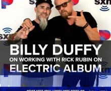 The Cult's Billy Duffy on Never Meet Your Heroes w/ Anthrax's Scott Ian 2019 – Teaser
