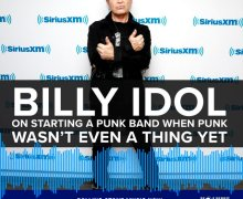 Billy Idol 2019 Interview w/ Rolling Stone Music Now – Listen