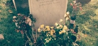 Pete Way Visits Gravesite of Brian Jones @ Cheltenham Cemetery – The Rolling Stones