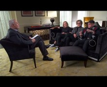 Cheap Trick on The Big Interview w/ Dan Rather 2019