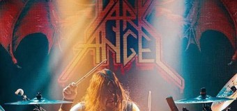 Gene Hoglan: Some Great Shots of Dark Angel in Australia ?