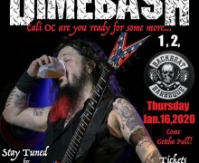 Dimebash NAMM 2020 – Dave Grohl – Backbeat BBQ @ The Observatory Orange County CA