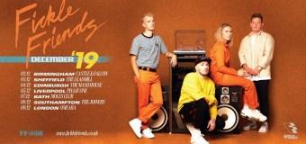 Fickle Friends 2019 UK Tour Dates Announced
