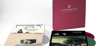 Fleetwood Mac LP/Vinyl Reissues Self-Titled, Rumours, Tusk, Mirage, Tango 2019