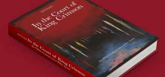 Out-Of-Print King Crimson Book By Sid Smith Gets Re-Release – Revised & Expanded 2019