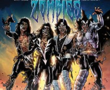 KISS: Zombies #1 Comic – Autographed, Limited Covers, Special Editions