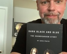 Dark Black and Blue: The Soundgarden Story – Book by Greg Prato