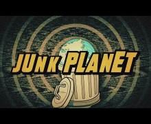 """Michael Monroe – """"Junk Planet"""" Official Lyric VIDEO Premiere"""
