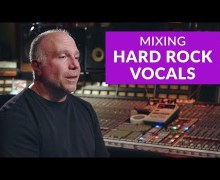 Mixing Lead & Background Vocals w/ Joe Barresi via Waves
