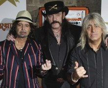 "David Coverdale, ""My Sincere Congrats To SCORPION & My Friend, Mikkey Dee!!!"" – MOTÖRHEAD Rock & Roll Hall of Fame"