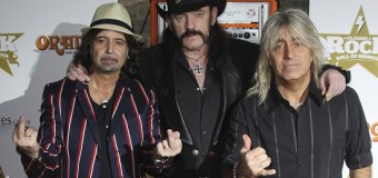 """David Coverdale, """"My Sincere Congrats To SCORPION & My Friend, Mikkey Dee!!!"""" – MOTÖRHEAD Rock & Roll Hall of Fame"""