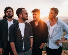 """Mumford and Sons to Debut New Song """"Blind Leading The Blind"""" on Beats 1 w/ Zane Lowe"""