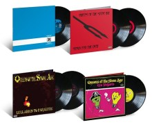 Queens of the Stone Age LP Reissues – Rated R, Songs for the Deaf, Lullabies, Era Vularis