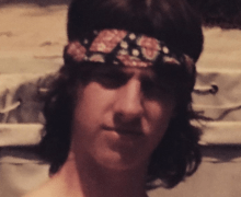 """Teenage Rob Zombie: """"One day I'm gonna start a band and make some movies"""" 1981"""