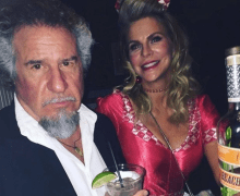 "Sammy Hagar: ""I don't always drink rum. But when I do, I drink Sammy's Beach Bar Rum"" – Halloween 2019"