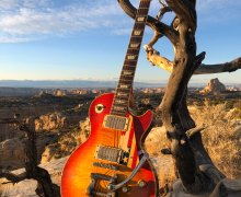 Joe Bonamassa Adds Tommy Bolin 1960 Gibson Les Paul Guitar to His Collection