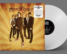 Tony Harnell & The Mercury Train-Round Trip-White Vinyl/LP – Limited Release
