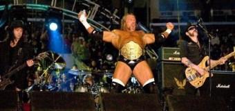 "Triple H on Motörhead Hall of Fame Nomination: ""Let's Make It Happen"" – FAN VOTE"