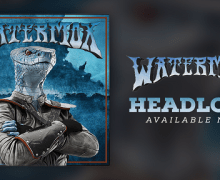 """Megadeth: Dave Mustaine Produced Band Watermox – New Song """"Headlong"""" VIDEO"""