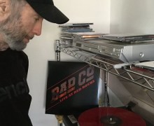 Bad Company 'Live at Red Rocks' Double Red Vinyl – Record Store Day 2019