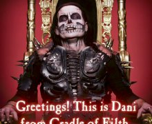 Cradle of Filth 'Cruelty and the Beast' Remastered & Remixed