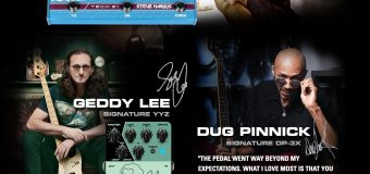 Tech 21: Steve Harris, Geddy Lee, Dug Pinnick – Signature SH1, YYZ, DP-3X – Tech21 – Demos