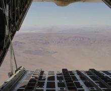 "Elon Musk, ""Great Work by SpaceX Dragon Team"" – Multi-Parachute Test of Mk3 Design VIDEO"