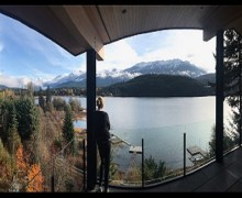 "Gene Simmons:  ""Shannon finally finished building her dream house"" – Whistler, BC"