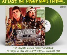 Jay & Silent Bob Reboot on Weed Green 180G Vinyl/LP – Record Store Day 2019 – Black Friday – Soundtrack